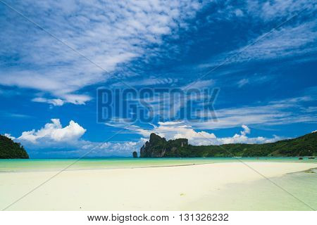 Sunny Beach White Sands