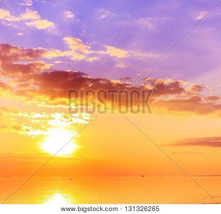 Panorama Dawn Gold