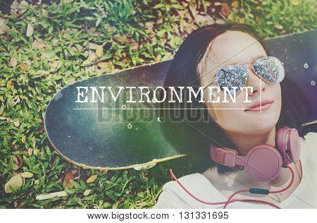 Environment Earth Ecology Green Concept