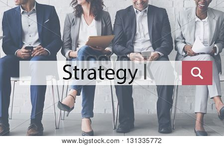 Strategy Motivation Objective Operations Planning Concept