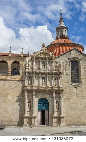 Church Of Saint Goncalo In Amarante