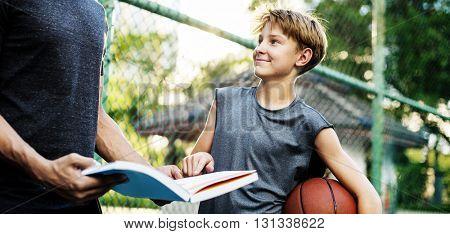 Coaching Teaching Goal Strategy Athlete Game Concept