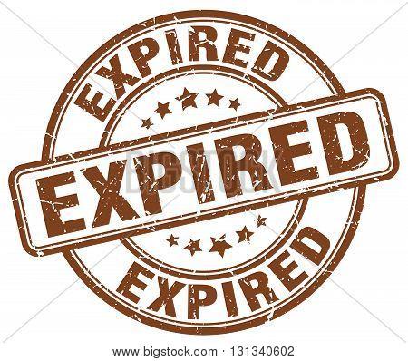 expired brown grunge round vintage rubber stamp.expired stamp.expired round stamp.expired grunge stamp.expired.expired vintage stamp.