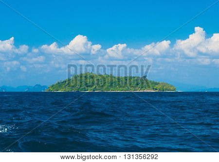Nature And Nobody Desert Island