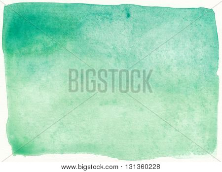 abstract green watercolor plain textures simple background