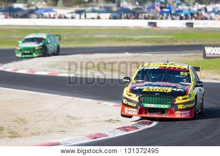 Virgin Australia Supercars, Winton, Australia
