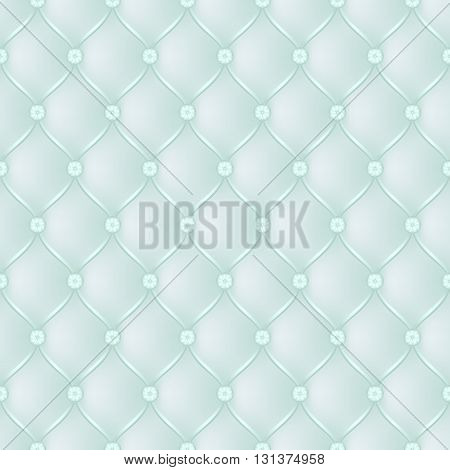 Vector abstract upholstery turquoise background. Can be used in cover design book design website background CD cover advertising.