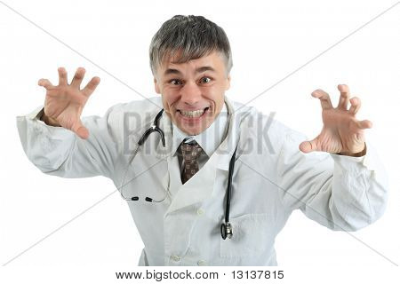 Doctors are working - medicine  background.