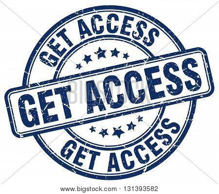 get access blue grunge round vintage rubber stamp.get access stamp.get access round stamp.get access grunge stamp.get access.get access vintage stamp.