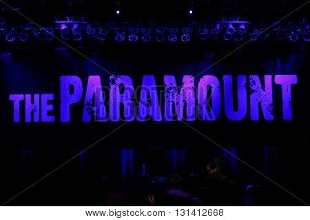 HUNTINGTON, NY-MAR 25: General view of the Paramount on March 25, 2016 in Huntington, New York.