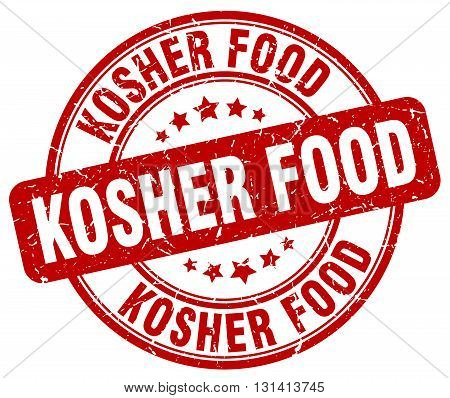kosher food red grunge round vintage rubber stamp.kosher food stamp.kosher food round stamp.kosher food grunge stamp.kosher food.kosher food vintage stamp.