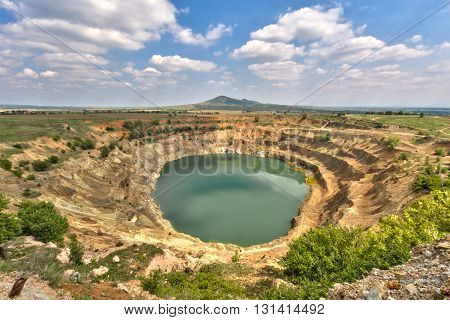 Open Mine Pit