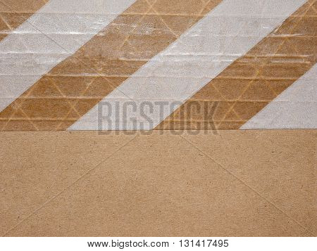 Packet Parcel With Copy Space