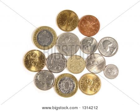 Different Types Of Coins