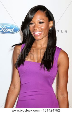 LOS ANGELES - MAY 24:  Cari Champion at the 41st Annual Gracie Awards Gala at Beverly Wilshire Hotel on May 24, 2016 in Beverly Hills, CA
