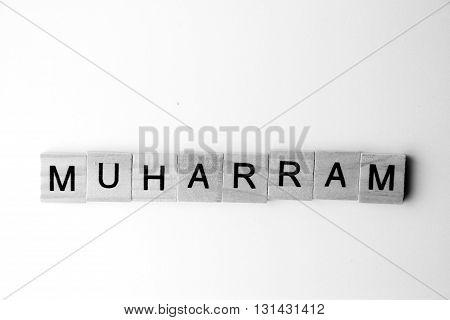 muharram is new month in islamic calendar