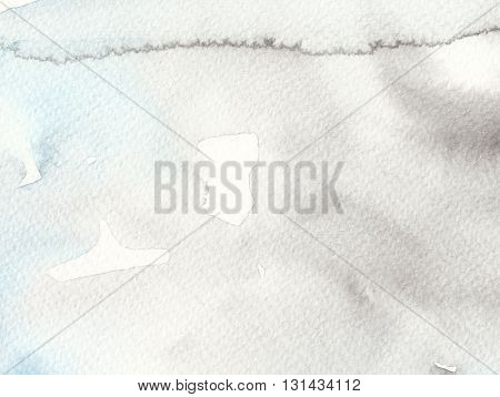 grunge blue grey abstract watercolor textures background