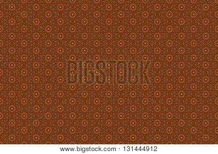 Oriental elegance background. Vector illustration. Seamless pattern art arabic