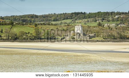An image of the Doe Castle Creeslough Ireland