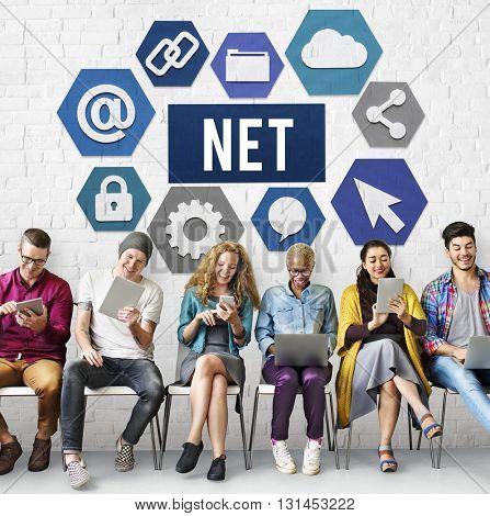 Net Internet Network Online Web Concept