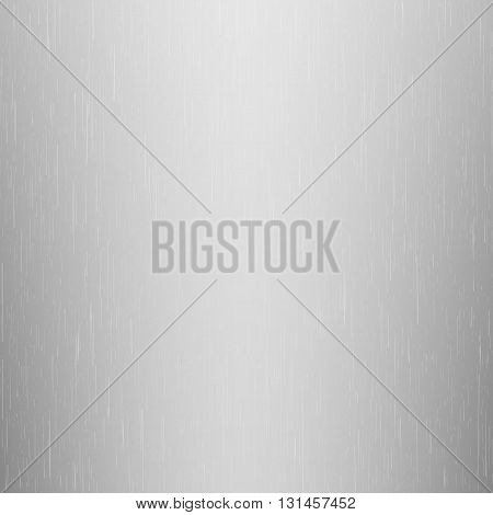 brushed metal texture abstract industrial background vector illustration