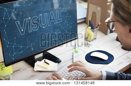 Visual Innovation Creative Thinking Visibility Concept
