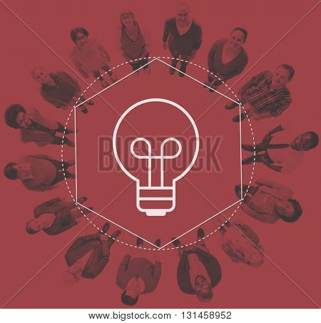 Creative Imagination Ideas Thoughts Graphic Concept