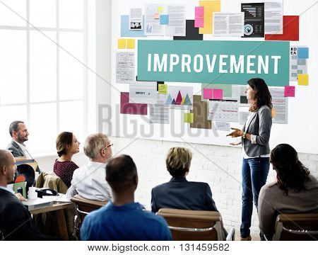 Improve Innovation Progress Reform Better Concept