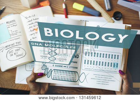 Biology Biotechnology Equipment Energy Concept