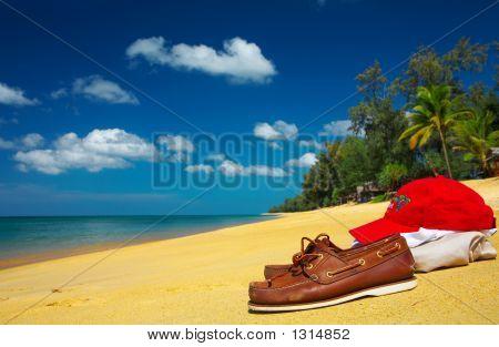 Mocs On The Beach