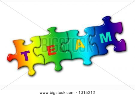 Word Team From Puzzles