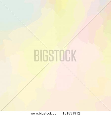 Colorful abstract grunge stained and striped sunrise background