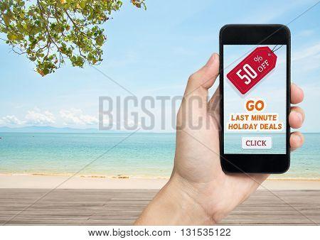 Weekend Big Sale Promotion Discount deal last summer.