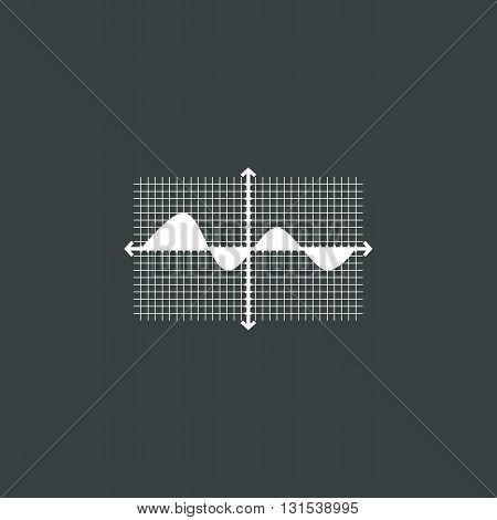Marketing Icon In Vector Format. Premium Quality Marketing Symbol. Web Graphic Marketing Sign On Dar