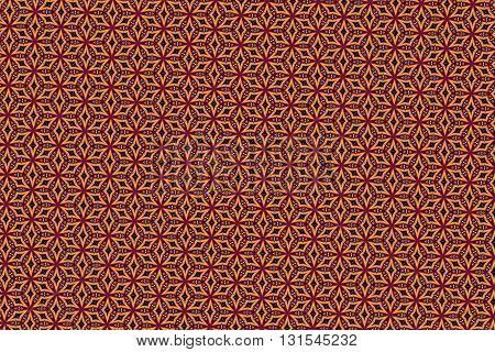 Orange purple and black vintage pattern background