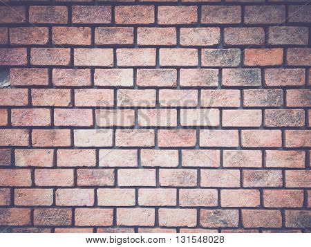 Background of brick wall. Used for texture and background