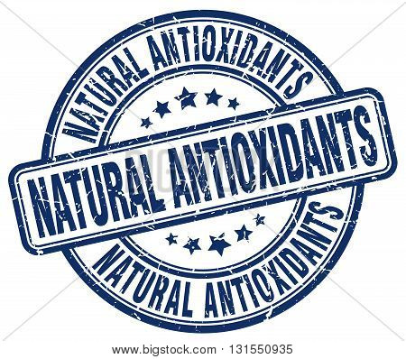 natural antioxidants blue grunge round vintage rubber stamp.natural antioxidants stamp.natural antioxidants round stamp.natural antioxidants grunge stamp.natural antioxidants.natural antioxidants vintage stamp.