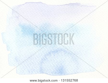 faded light tones abstract purple blue watercolor background
