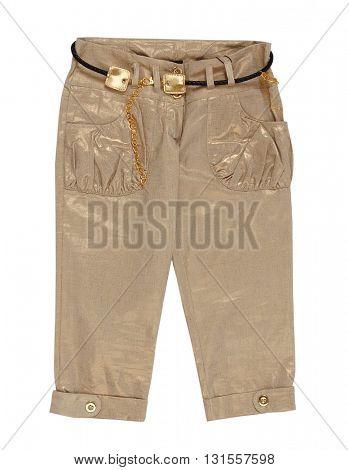 pants isolated on white background