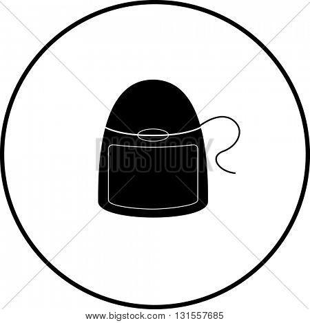 dental floss symbol