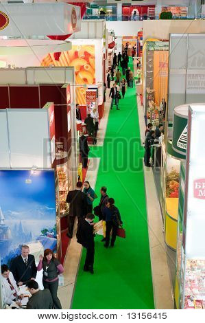 18Th Prodexpo International Exhibition In Moscow