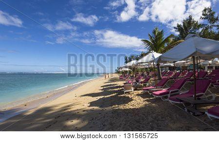 La Saline Beach, La Reunion Island, France