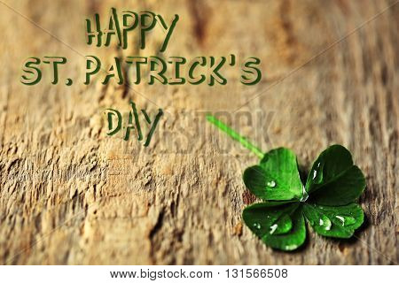 Happy St.Patrick's Day invitation
