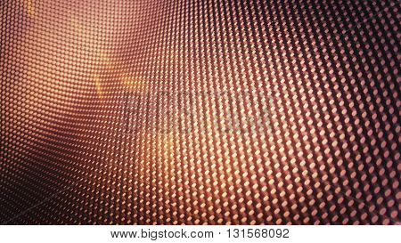 An image of a dark futuristic fabric background