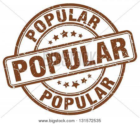 popular brown grunge round vintage rubber stamp.popular stamp.popular round stamp.popular grunge stamp.popular.popular vintage stamp.