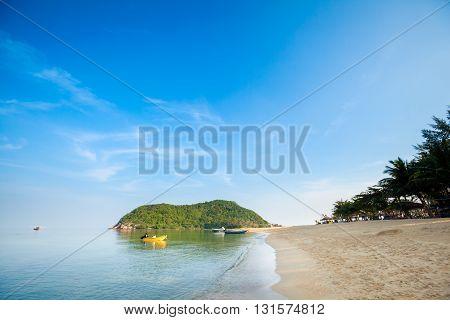 Mae Haad Beach On Koh Phangan