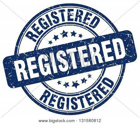 registered blue grunge round vintage rubber stamp.registered stamp.registered round stamp.registered grunge stamp.registered.registered vintage stamp.