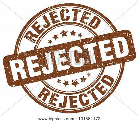 rejected brown grunge round vintage rubber stamp.rejected stamp.rejected round stamp.rejected grunge stamp.rejected.rejected vintage stamp.