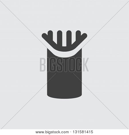 Trimmer icon illustration isolated vector sign symbol
