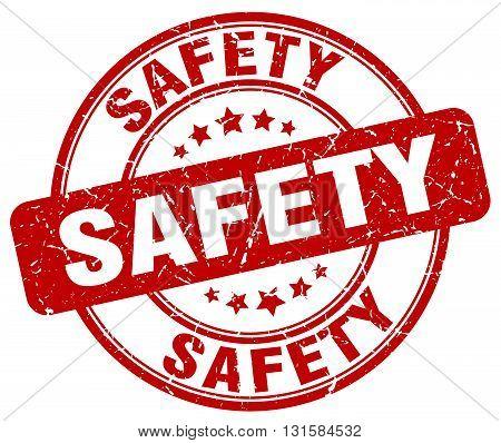 safety red grunge round vintage rubber stamp.safety stamp.safety round stamp.safety grunge stamp.safety.safety vintage stamp.